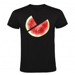 Tričko Meloun - černé