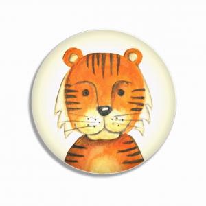 Placka/brož Tygr
