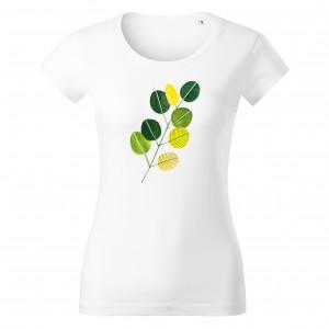 Tričko dámské Vipe - zelené...