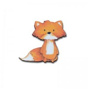 Brož liška pro děti