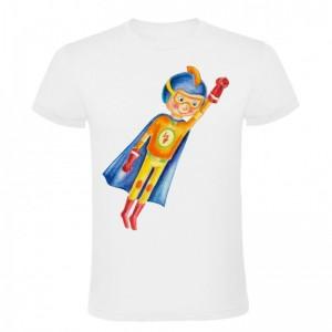 Tričko dětské - superhrdina