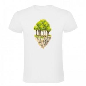 Tričko - Ostrov stromů