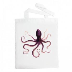 Látková taška - Chobotnice