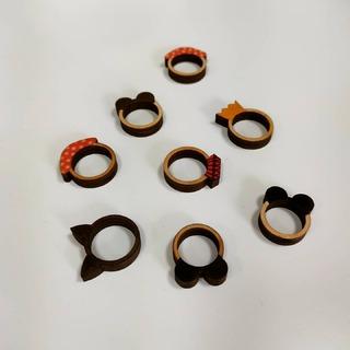 Kdepak mám svůj prstýnek z dětství?  #prstynek #detskyprstynek #radostdetem #drevenyprstynek #malesach